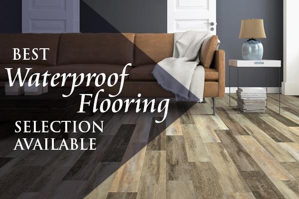 Waterproof Luxury Vinyl, Luxury Laminate Flooring