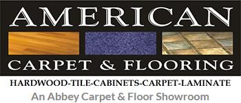 American Carpet & Flooring - hardwood, tile, cabinets, carpet, laminate | An Abbey Carpet & Floor Showroom