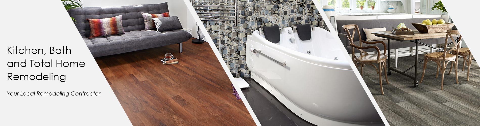 American Carpet & Flooring in Torrance is your one stop kitchen, bath & total home remodeling contractor