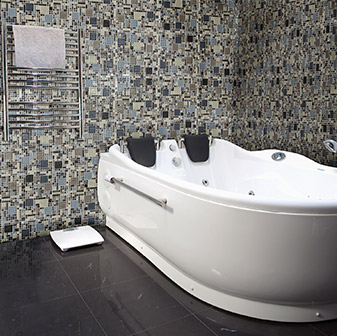 Bathroom remodeling available at American Carpet & Flooring in Torrance